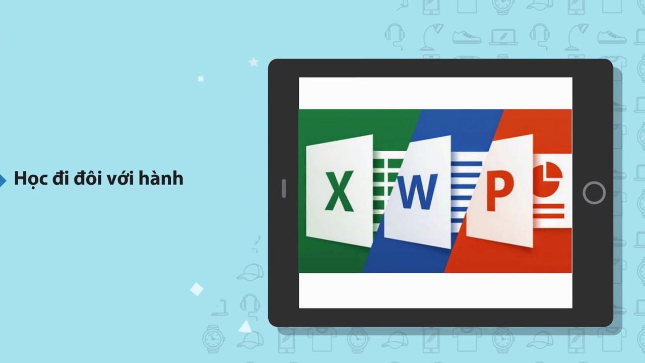 Giới thiệu Khóa học Làm chủ Word 2016 từ cơ bản đến nâng cao