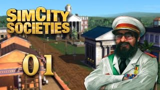 Let's Play SimCity Societies - 1