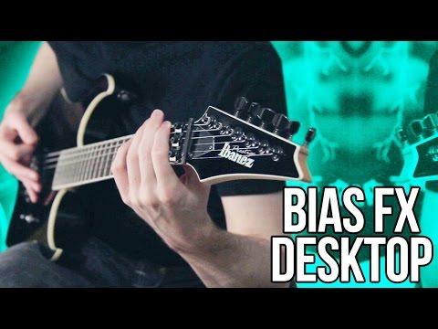 BIAS FX Desktop | Olympus Mons | Pete Cottrell