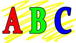 Vamos nos divertir aprendendo a abecedário - escola para crianças