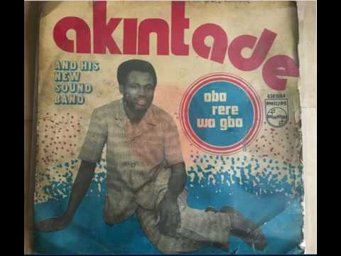Sir Francis Akintade - Oba rere wa gbo (Sample)