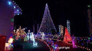Amarante Winning Light Show - The Great Christmas Light Fight