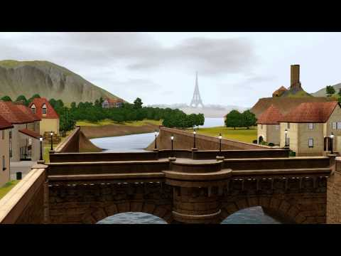 the sims 3 world adventures france loading soundtrack. Black Bedroom Furniture Sets. Home Design Ideas