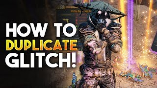 Borderlands 3 How To Duplication Glitch! Solo or Coop Weapons & Items! (Borderlands 3 Glitches)