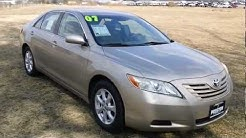 Used cars for sale Maryland 2007 Toyota Camry LE High miles priced to sell