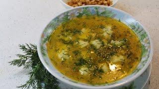 ВкусНейший суп с галушками