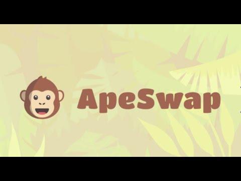 ApeSwap – децентрализованная биржа с множеством финансовых инструментов!