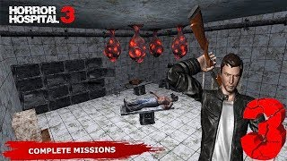 Horror Hospital 3: Dead Way - Android Gameplay (By Heisen Games)