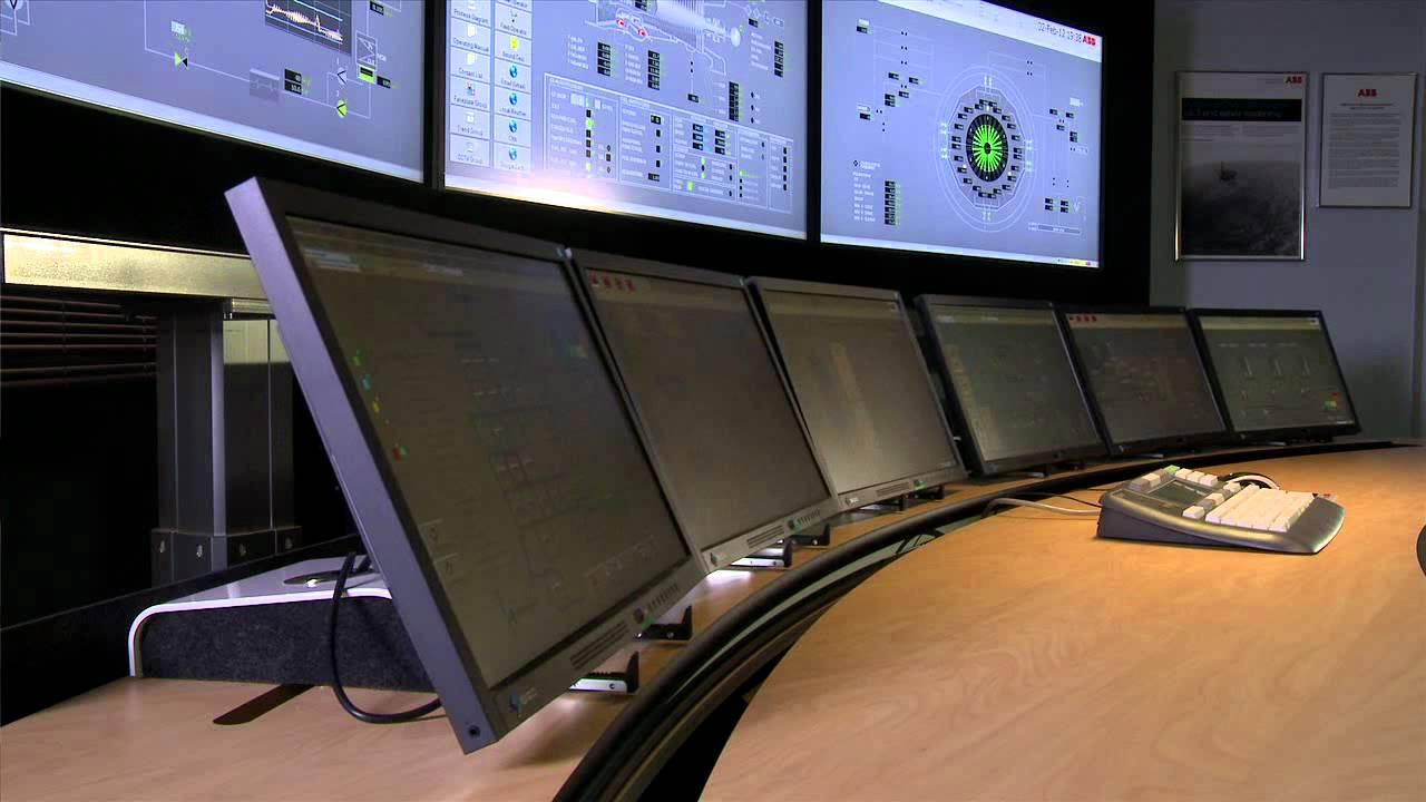 ABB Control Room ergonomics YouTube