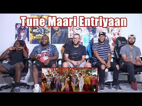 Tune Maari Entriyaan Full Song Reaction | Gunday | Ranveer Singh | Arjun Kapoor | Priyanka Chopra