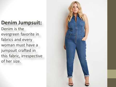 3822570ee948b Must Have Plus Size Women s Sexy Jumpsuits Style - YouTube