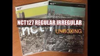 NCT127 REGULAR IRREGULAR 앨범 개봉 후기
