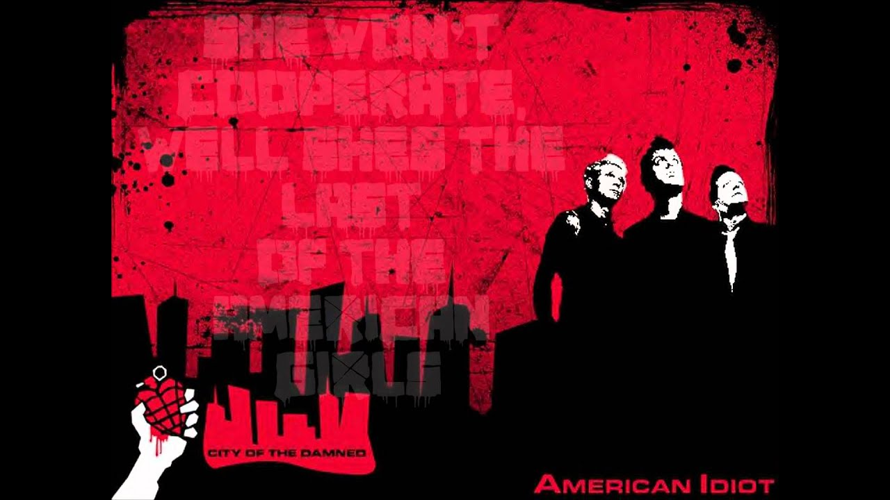 Übersetzung Green Day - Last of the American Girls ...