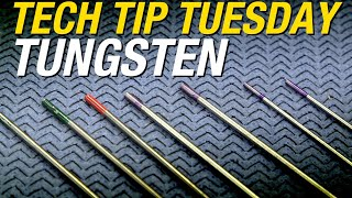 TECH TIP TUESDAY! Beginners Guide to Choosing TUNGSTEN For TIG Welding - Eastwood