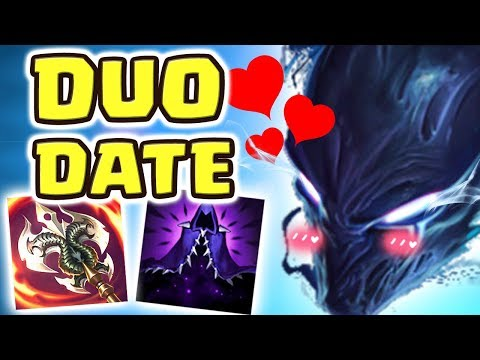 DUO-DATE WITH TOMMY309 (22 kilIs) NEW NOCTURNE SETUP IS ACTUALLY OP!!! THE DAMAGE IS INSANE