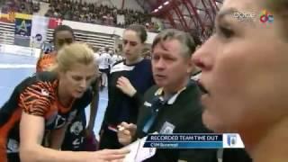 CSM Bucureşti - Team Esbjerg (1)