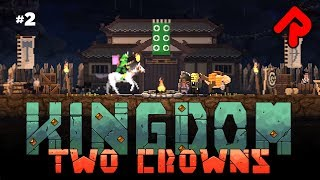 Kingdom Two Crowns gameplay done right this time! We playthrough to...