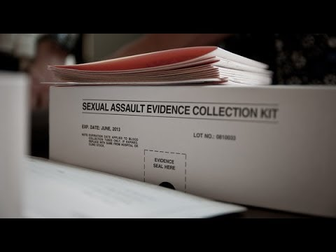 Why The Hell Are Rape Kits Not Getting Processed?