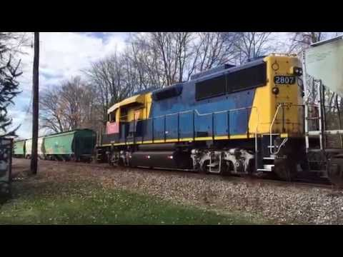 Cincinnati East Terminal RY Switching Winchester, 2 Train Operation, Full Version