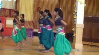 Springfest ---- Marathi folk dance
