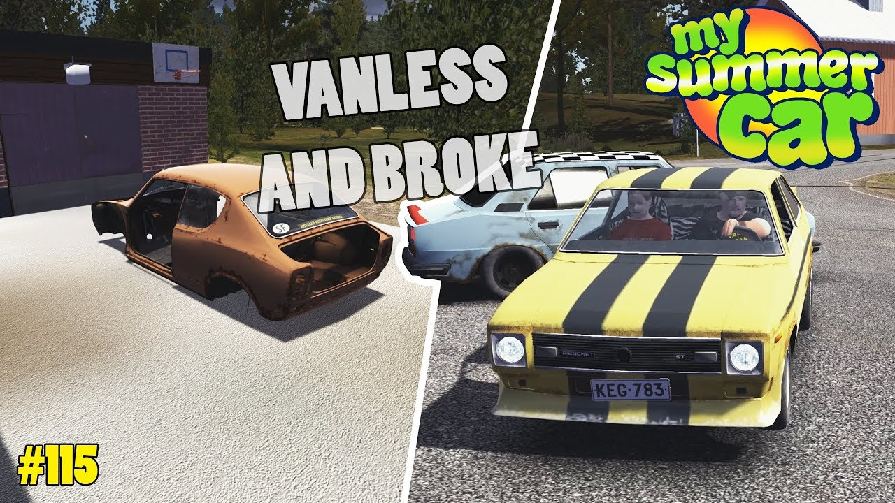 Starting Over Uncle Nt My Summer Car Experimental Update Youtube
