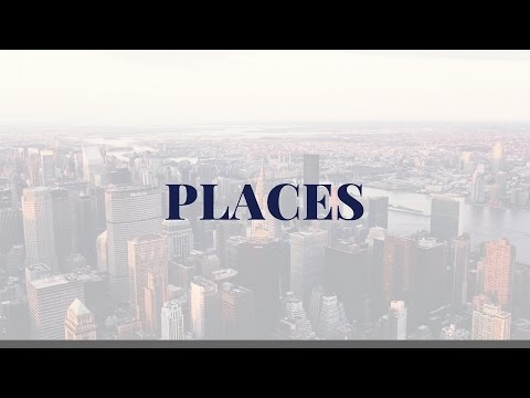 Martin Solveig - Places // Radio Edit