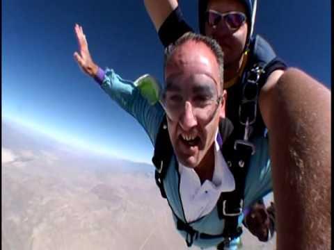 Lawrys Skydive in Las Vegas