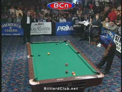 Pro Billiards Tour Legends of 9-Ball: Efren Reyes v. Jim Rempe from YouTube · Duration:  1 hour 10 minutes 43 seconds