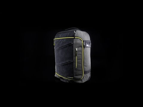 Discover the Manhattan - The Ultimate Travel Bag - Cabin Max