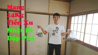 Đi Tiêu Tiền Ở Nhật Bản || cuộc sống nhật