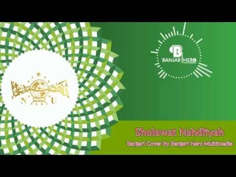 Sholawat Nahdliyah Banjari Cover + Lyric