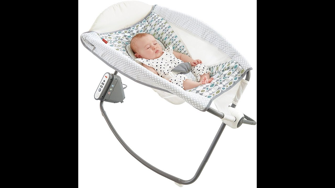 dae6b2fc314 Review  Fisher-Price Auto Rock  n Play Sleeper