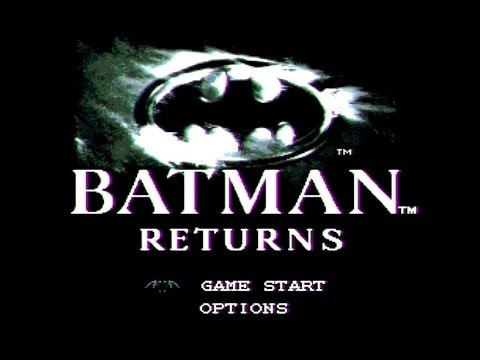 Batman Returns SNES Walkthrough Mania Difficulty