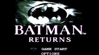 Batman Returns SNES Walkthrough Mania Difficulty