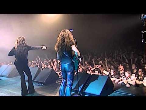 Saratoga - Heavy Metal [LIVE]
