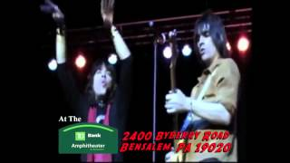 The Glimmer Twins -Bensalem TD Bank Ampitheater TV show