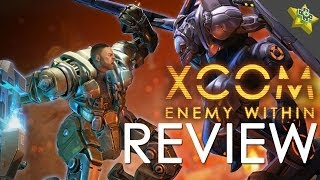 XCOM: Enemy Within REVIEW!