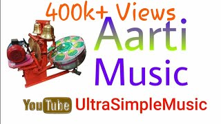Continues aarti rhythm   only aarti music   instrumental