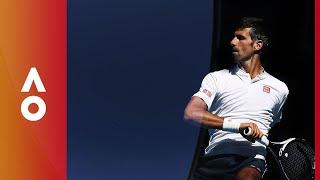 AO18 profile: Novak Djokovic | Australian Open 2018