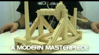 Da Vinci Catapult @ Www.red5.co.uk