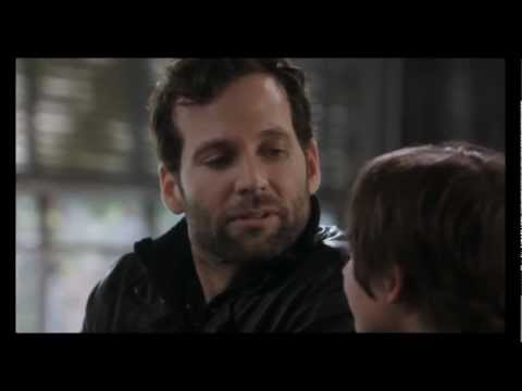 Once Upon a Time  with Henry Mills Jared S. Gilmore and Pinocchio Eion Bailey