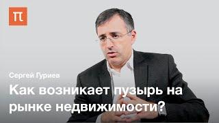 Пузыри на финансовых рынках — Гуриев Сергей / ПостНаука
