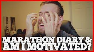 60 Days To Run A Marathon- Diary 3 & Am I Motivated? | #CODEFIERCE