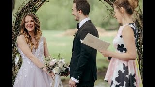 Секреты выездных церемоний: винная церемония, клятвы на свадьбе, песня невесты
