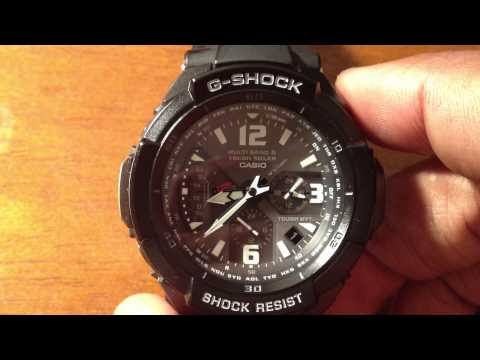 Gw 3000b Shock 1aer Youtube Review G 35Rjq4LA