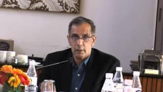 "Dr. S. Akbar Zaidi on ""Is Pakistan Still A Democracy: A Political Economy Perspective"""
