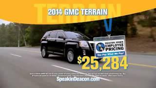 Deacon Jones Buick GMC Employee Pricing