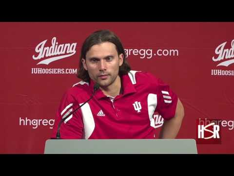 IU Swim and Dive Press Conference: Cody Miller and Lilly King