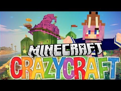 Halloween Decorating! | Ep 11 | Minecraft Crazy Craft 3.0