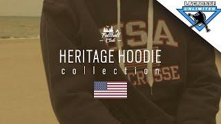 The 2018 USA Heritage Hoody